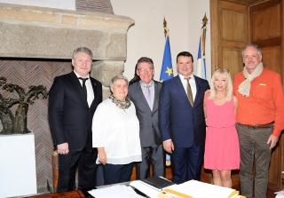 Рязанская делегация вернулась из Брессюира