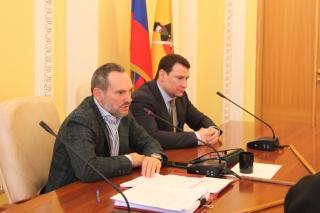 Депутаты обсудили вопрос о назначении публичных слушаний