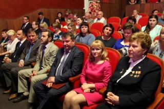 Рязанских предпринимателей поздравили с профессиональным праздником