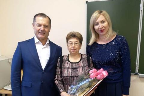 Светлана Ворнакова: «Благодарю за труд, терпение и душевное тепло, которые Вы дарите своим студентам»