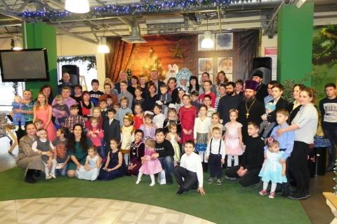 Депутаты РГД поздравили многодетные семьи