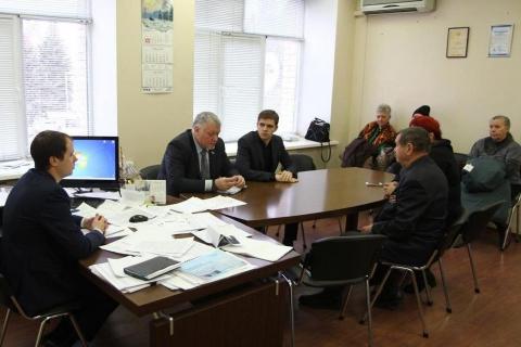 Депутаты РГД приняли участие в обсуждении вопроса изменения троллейбусного маршрута № 1