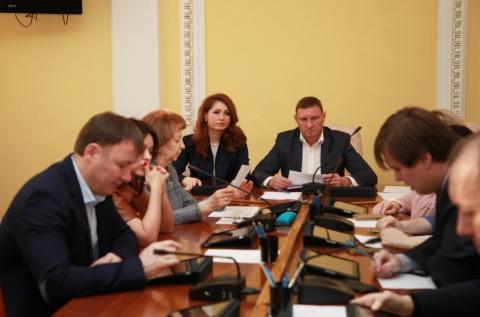 Депутаты городской Думы рассмотрели первоначальный состав Общественной палаты города Рязани