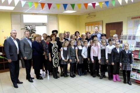 Депутаты городской Думы приняли участие в акции «Дарите книги с любовью!»