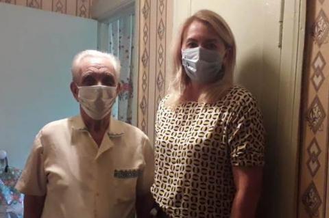 Светлана Ворнакова: «Мы гордимся ветеранами Великой Отечественной войны»