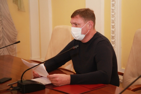 Изменения в Устав Рязани обсудили на публичных слушаниях