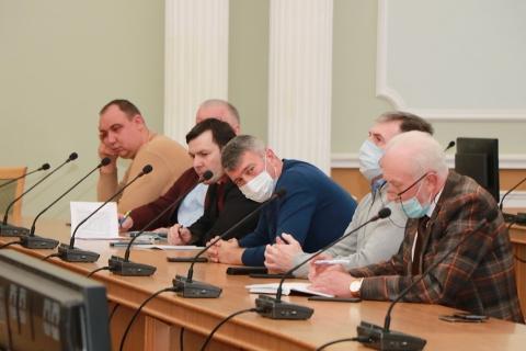 Депутаты РГД приняли участие в заседании рабочей группы по развитию дорожного хозяйства