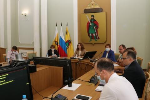Звания «Почетный гражданин города Рязани» удостоен Владимир Алексеевич Попов