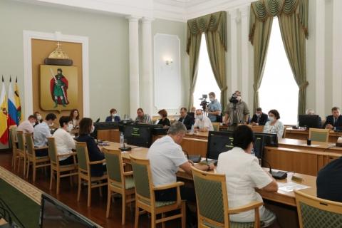 Алексей Пустовалов назначен на должность первого заместителя главы администрации Рязани